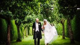 Wedding Photography at Penshurst Place