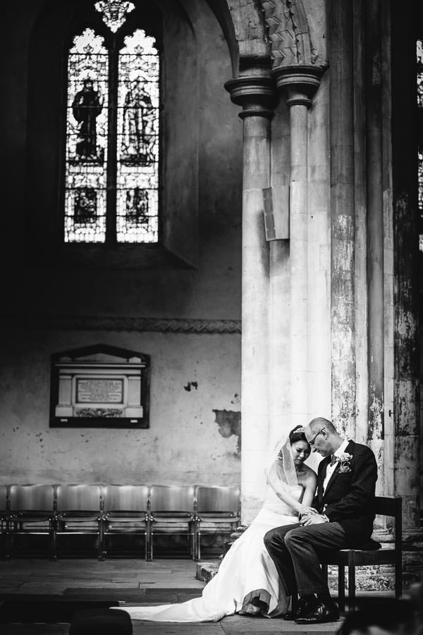 Rochester Cathedral Wedding Photographer