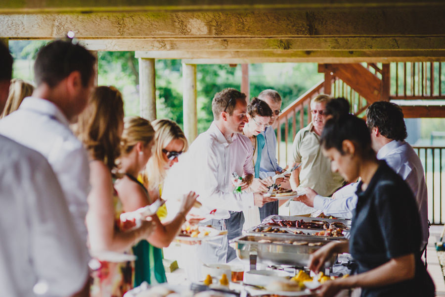 wedding bbq ideas