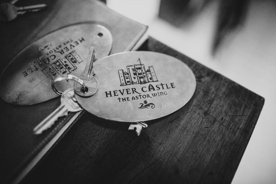Hever Castle Wedding