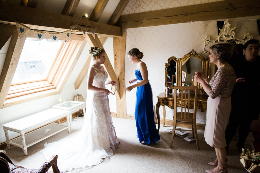Wedding Photography at Old Kent Barn