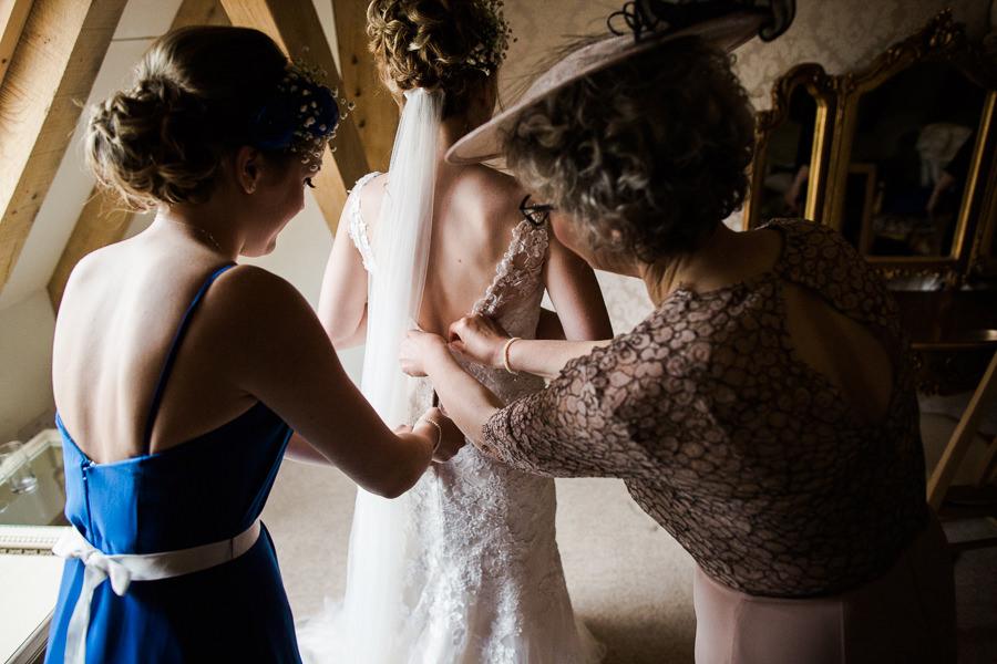 Wedding Photography at Old Kent Barn