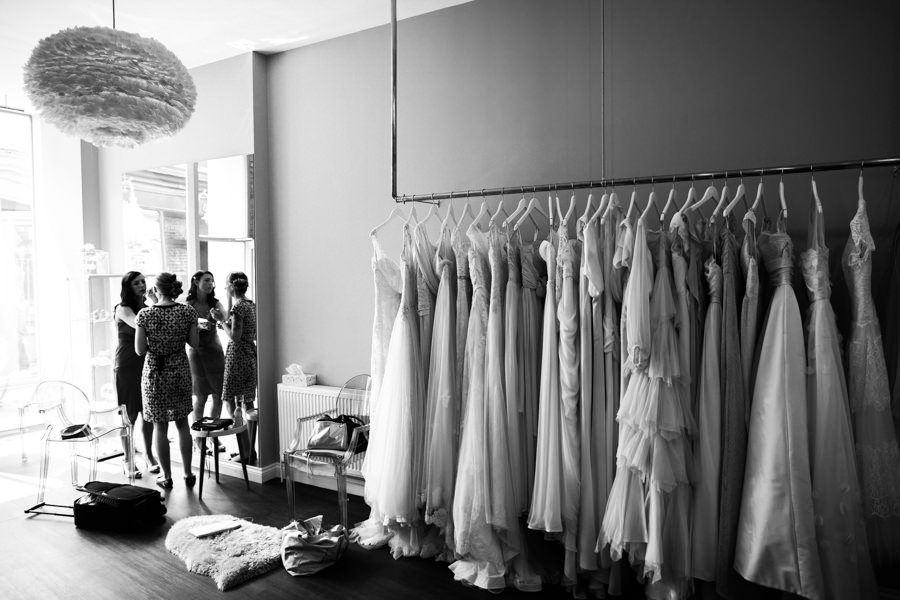 Frou Frou Bridal Boutique