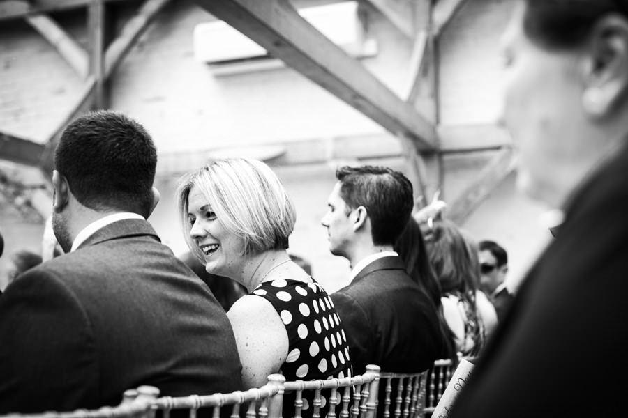 Gaynes Park Wedding Photographer