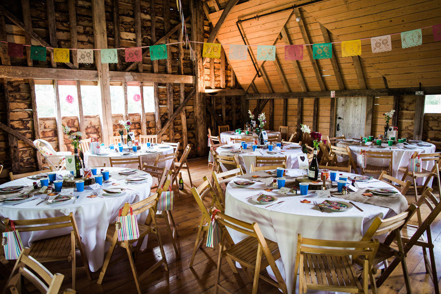 Ratsbury Barn Wedding