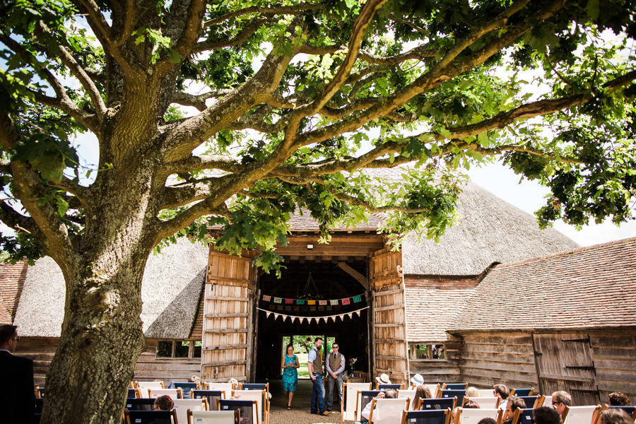 Wedding Photographer Ratsbury Barn