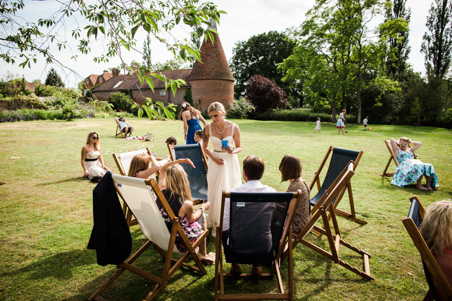 Outdoor Kent Wedding Ideas