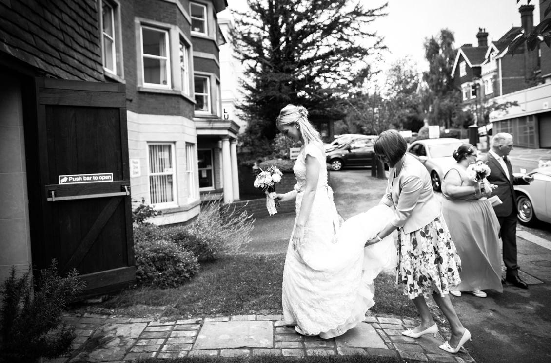 The Barn Tunbridge Wells Wedding