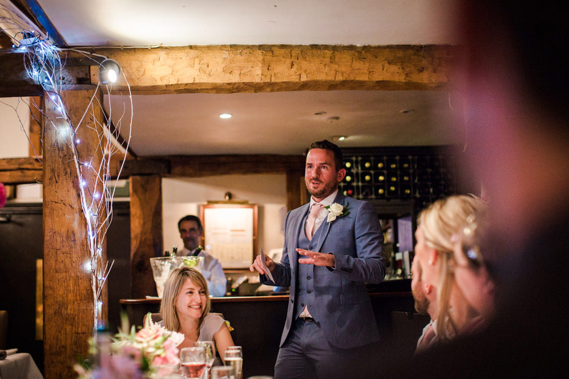 The Barn Tunbridge Wells Wedding Photos