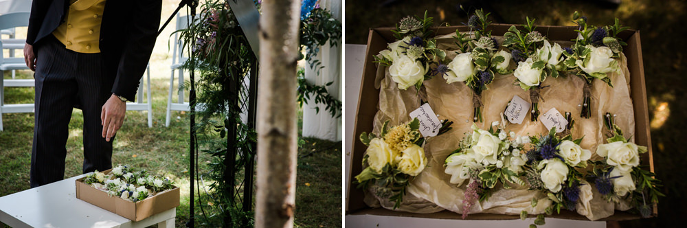 Kent Garden Wedding