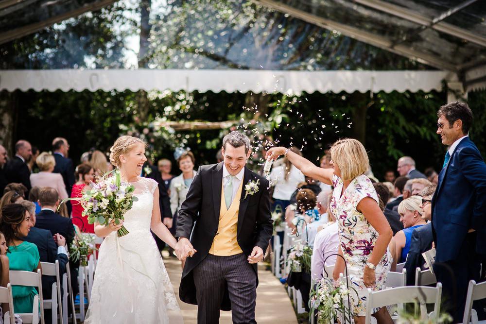 Humanist Kent Wedding