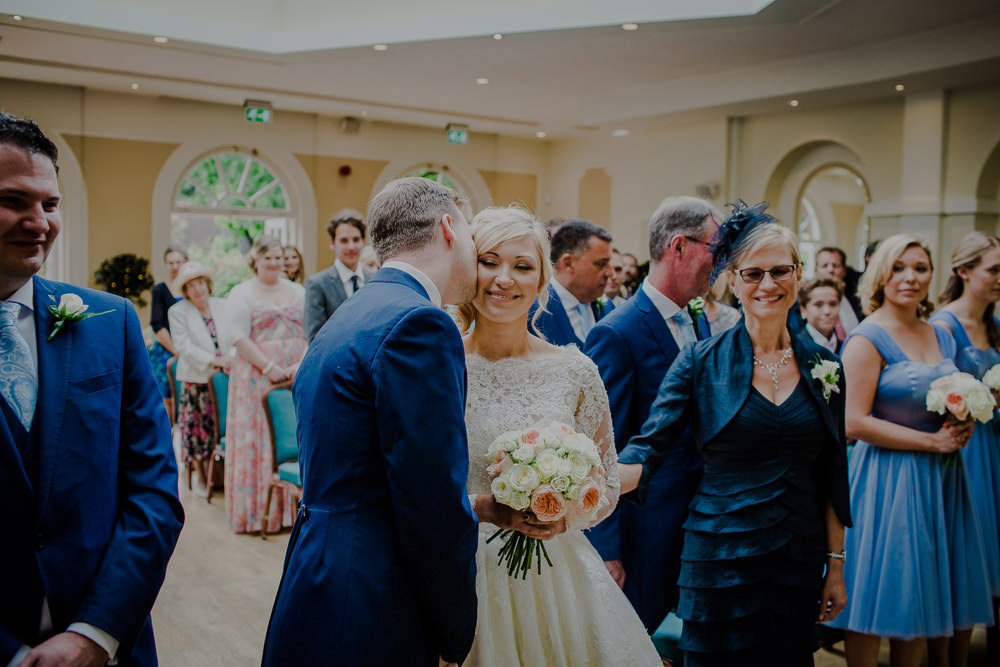 The Orangery Maidstone Wedding