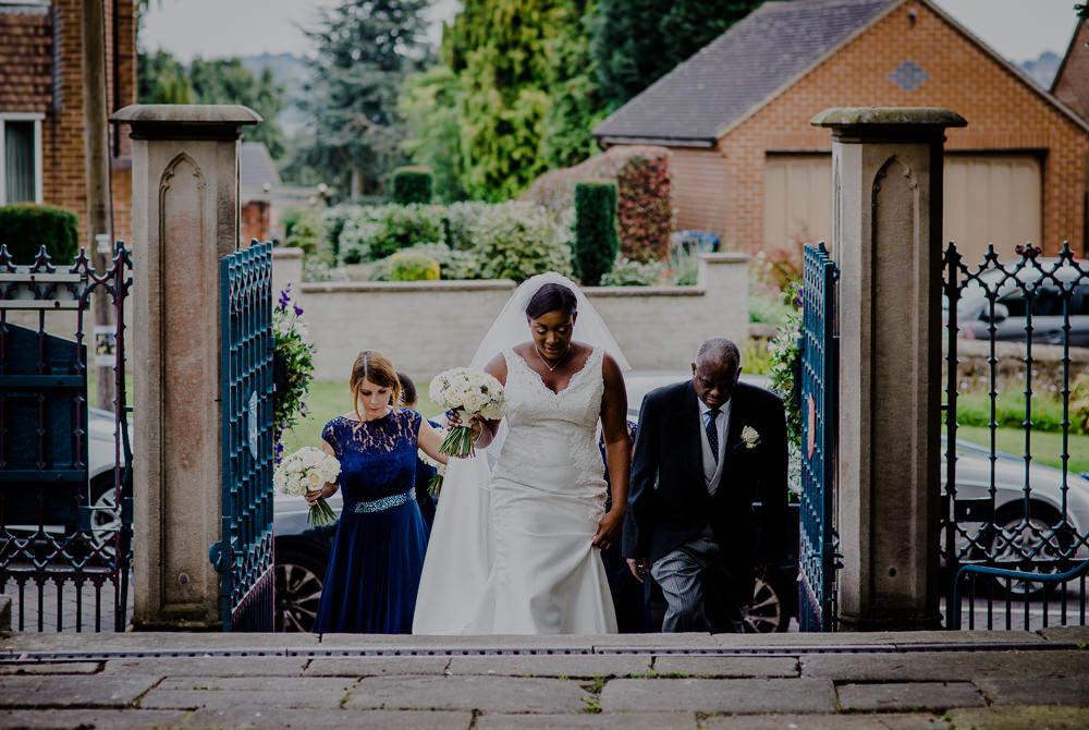 Wedding Photography Darley Abbey