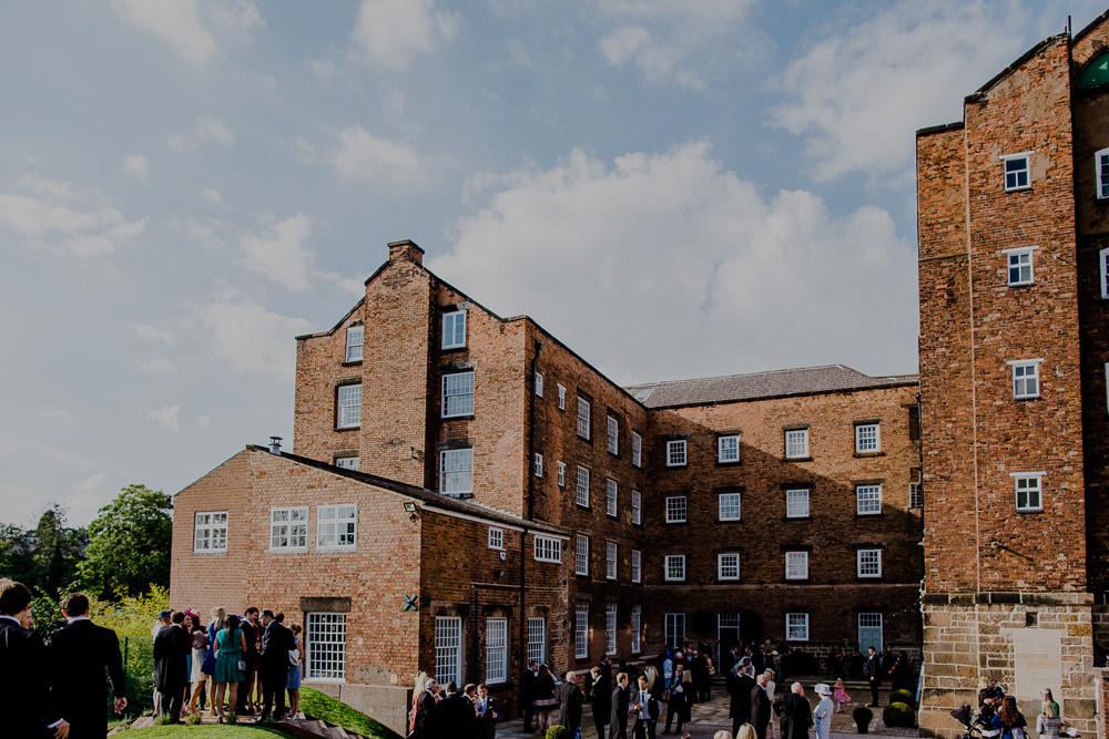 The West Mill Darley Abbey