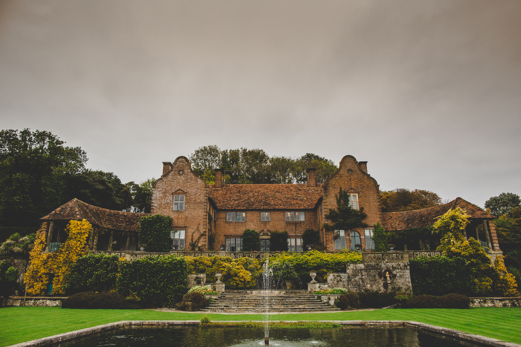 Port Lympne Wedding
