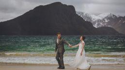 Lofoten Islands Elopement