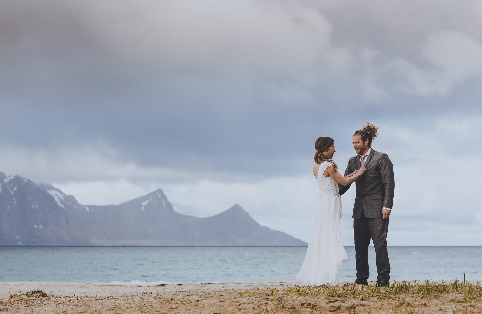 lofoten elopement