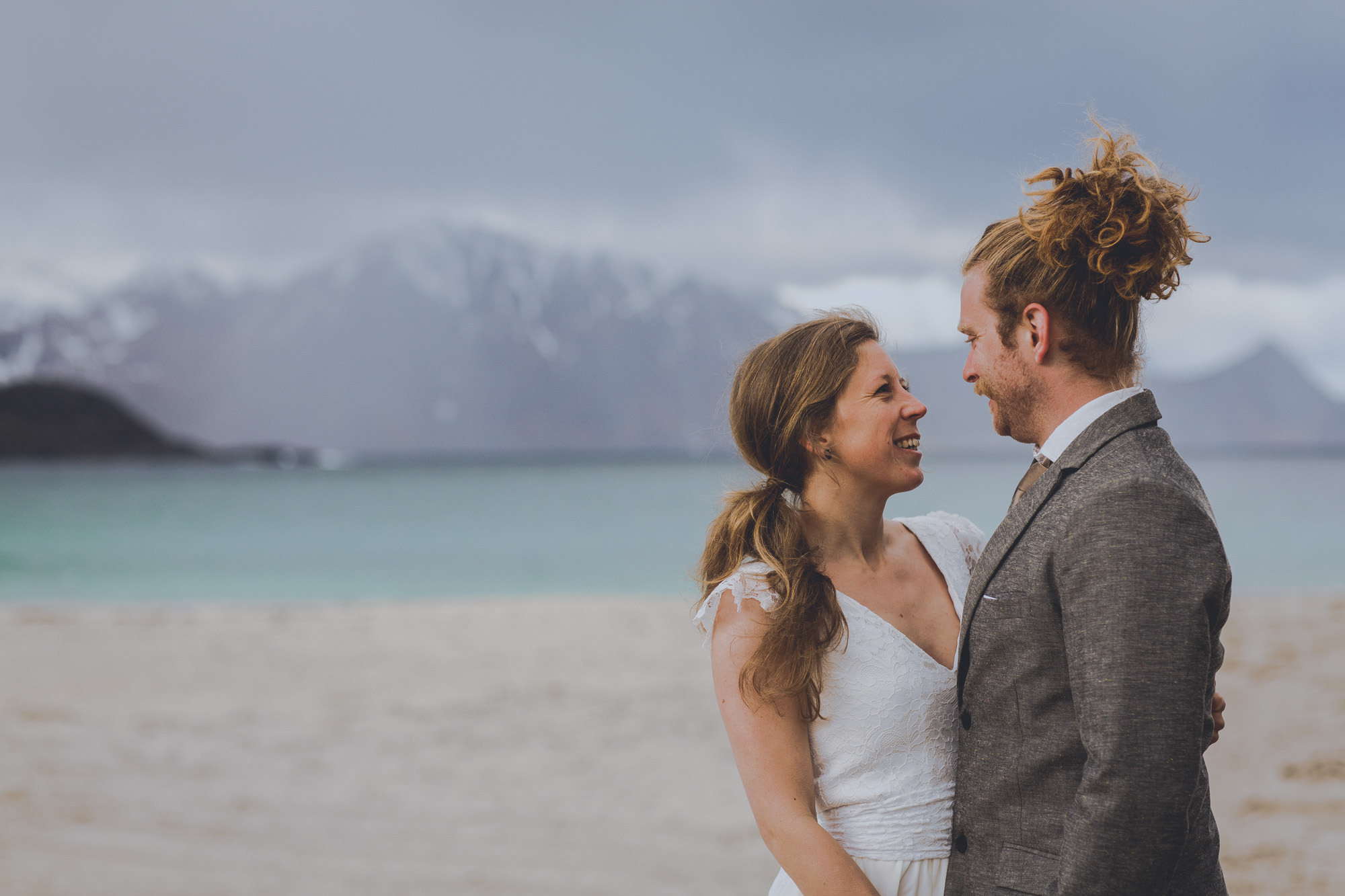 lofoten wedding photographer