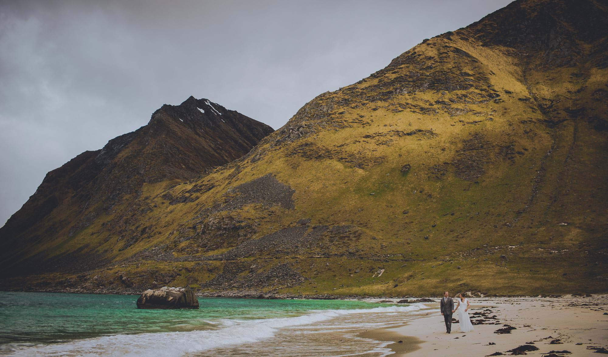 lofoten beach photography
