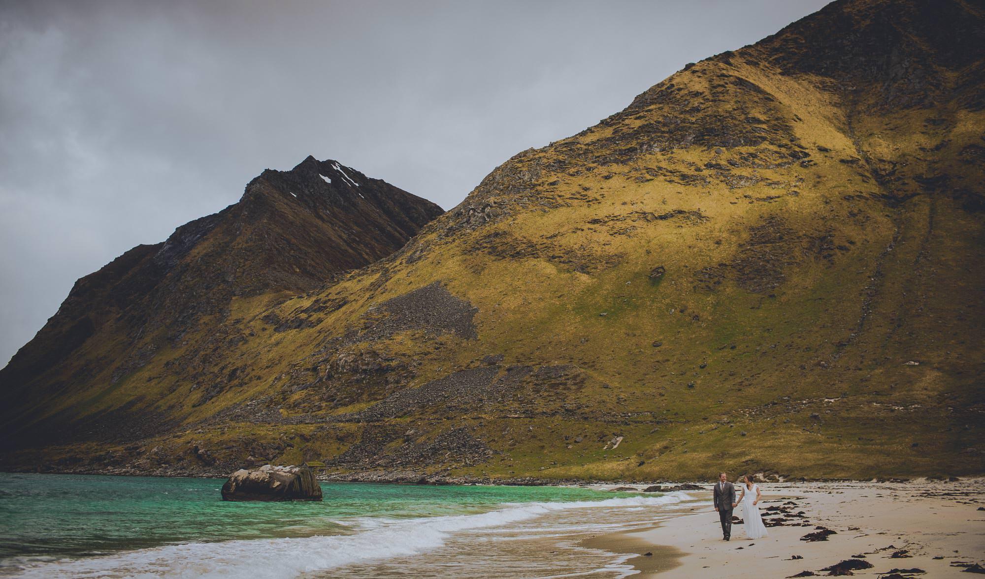 lofoten beach photography