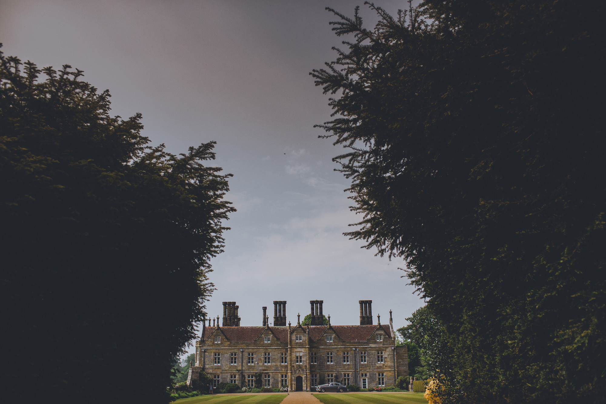 Buckhurst Park Wedding Venue