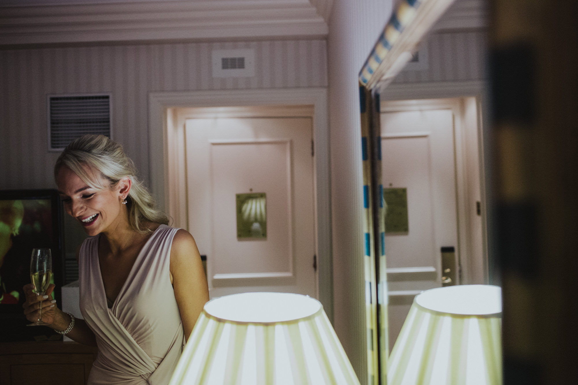 Landmark Hotel Wedding