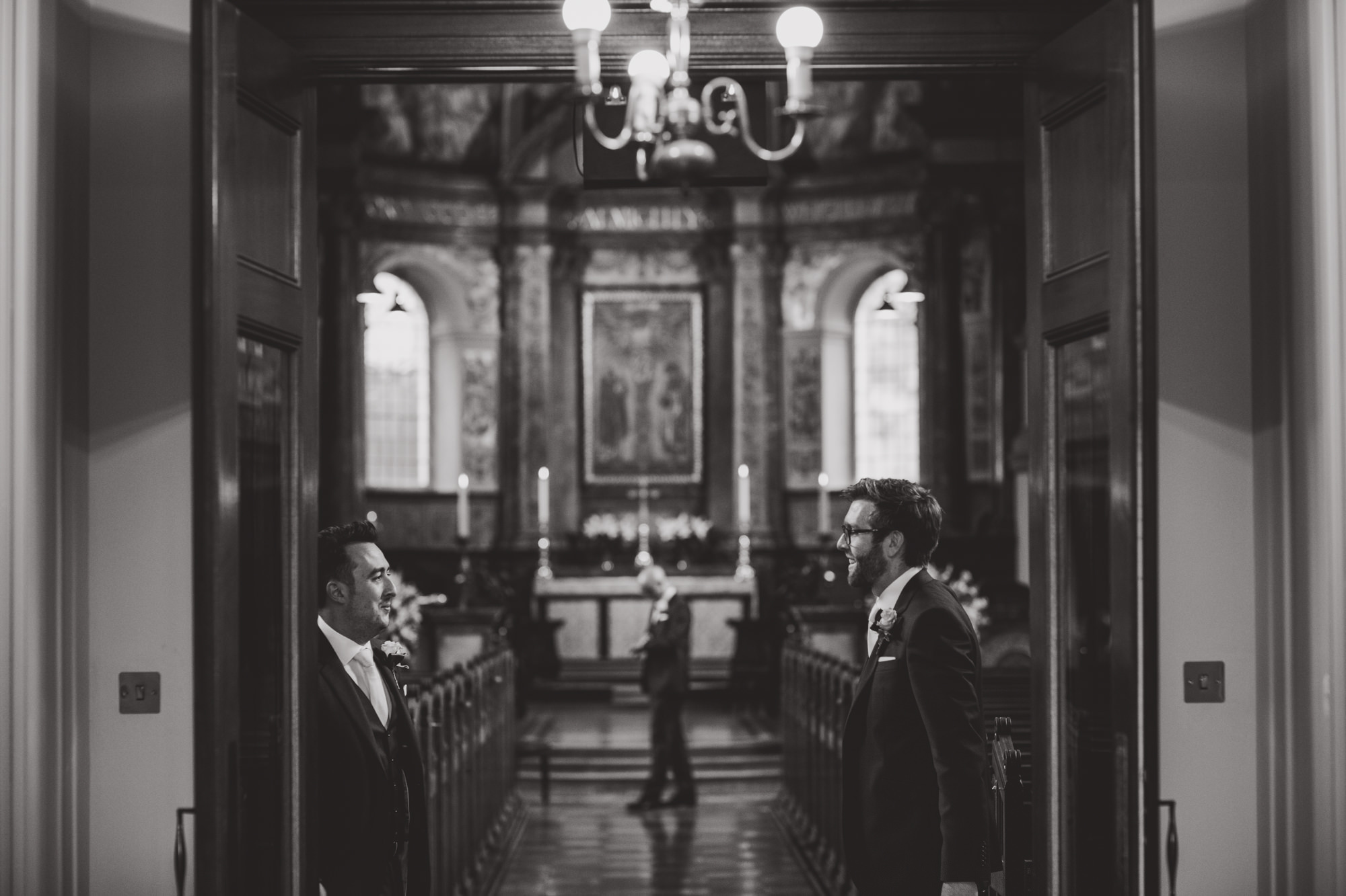 Marylebone Wedding