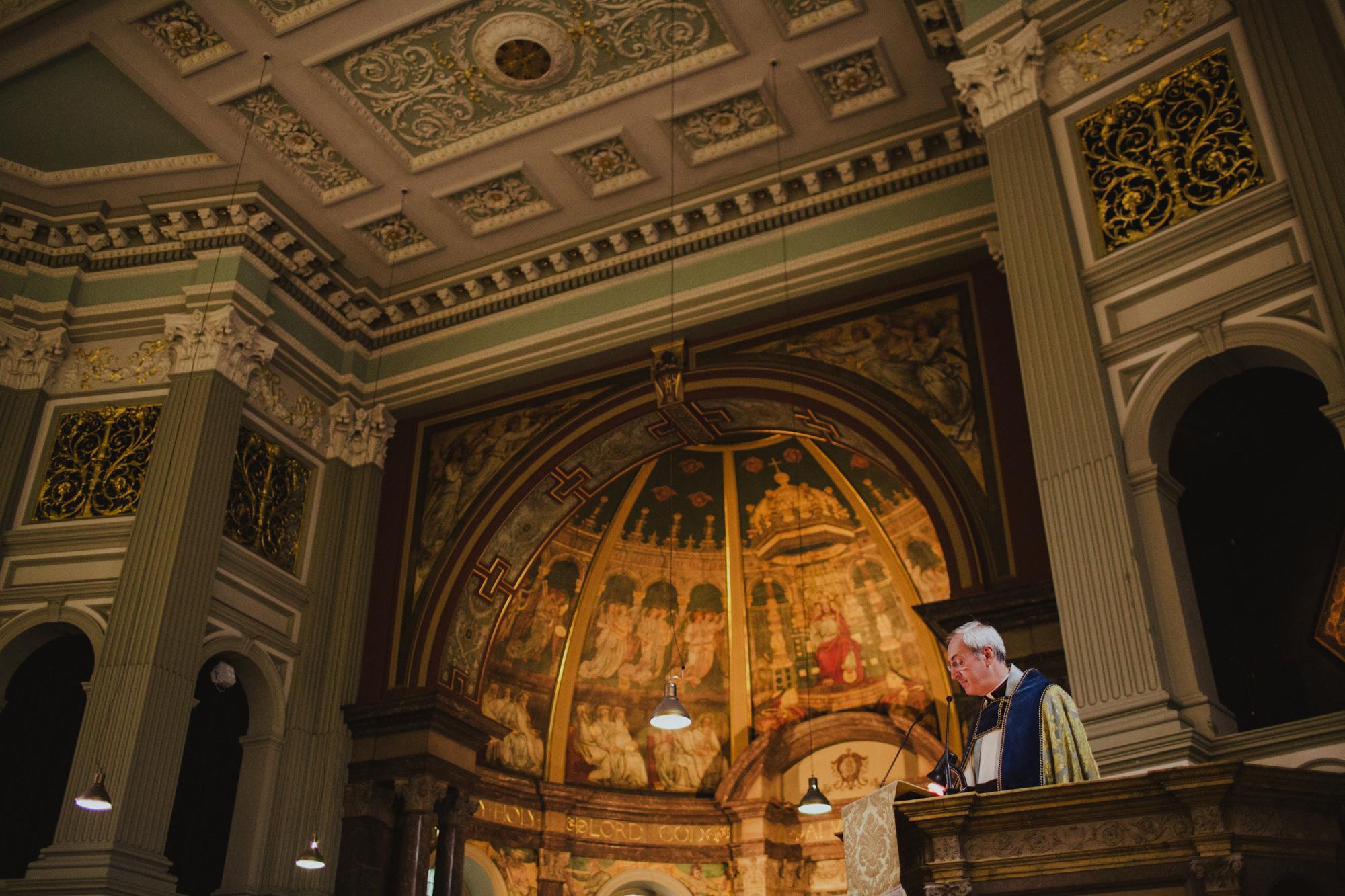 Marylebone Wedding Photography