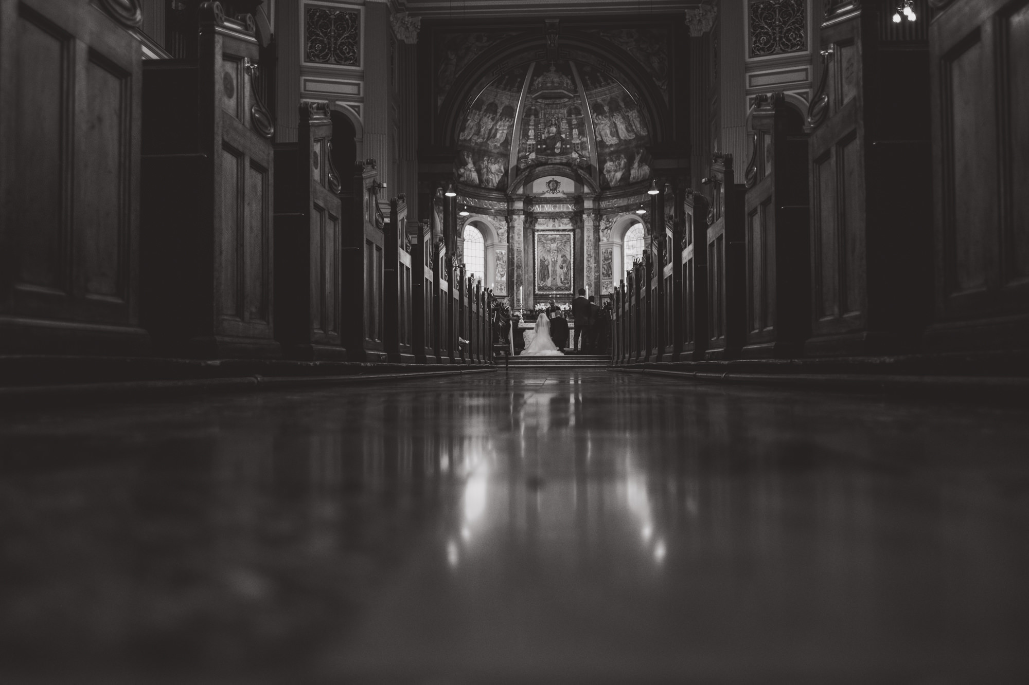 Marylebone Wedding Photography