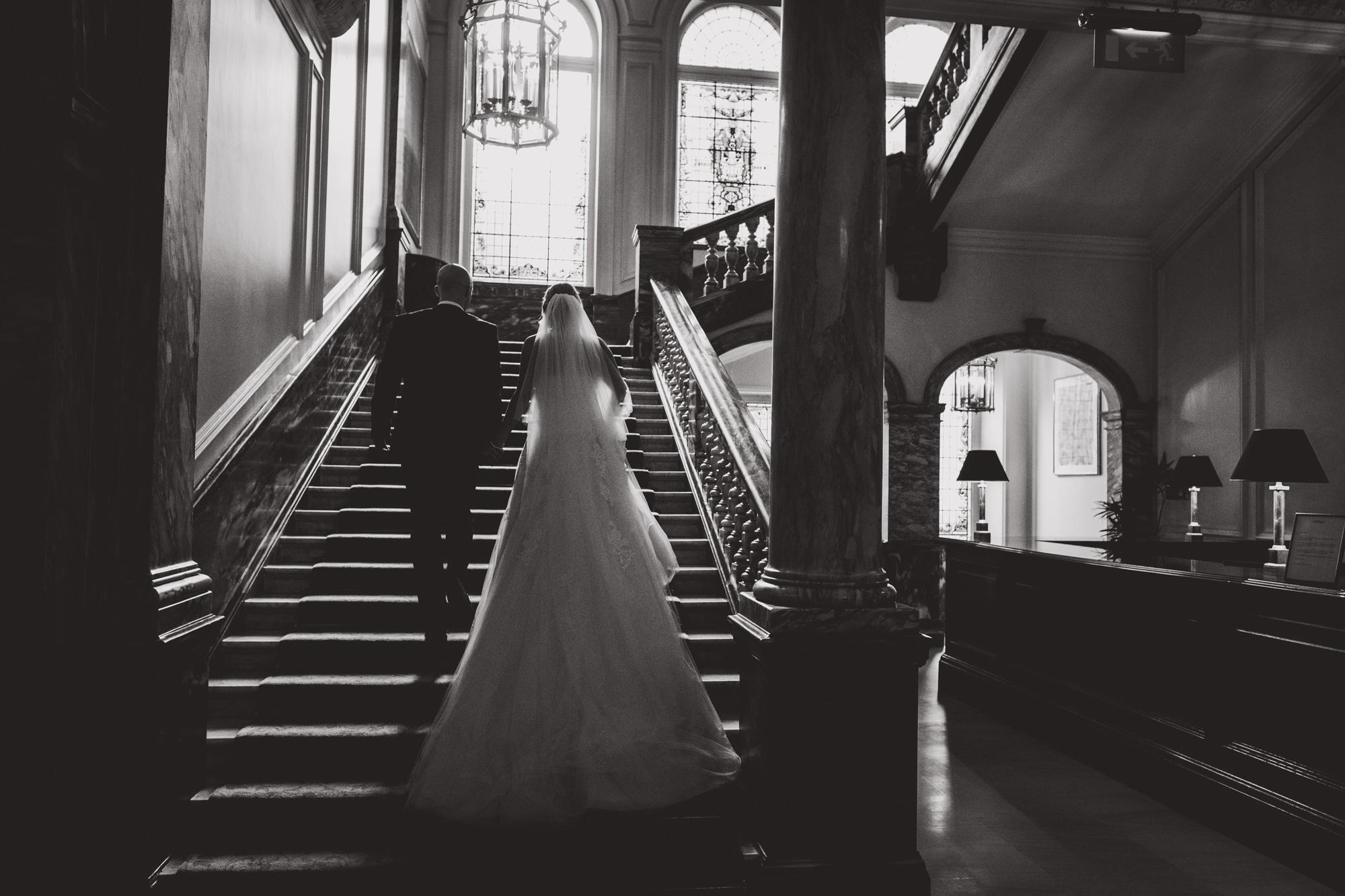 Landmark Hotel Wedding Photographer