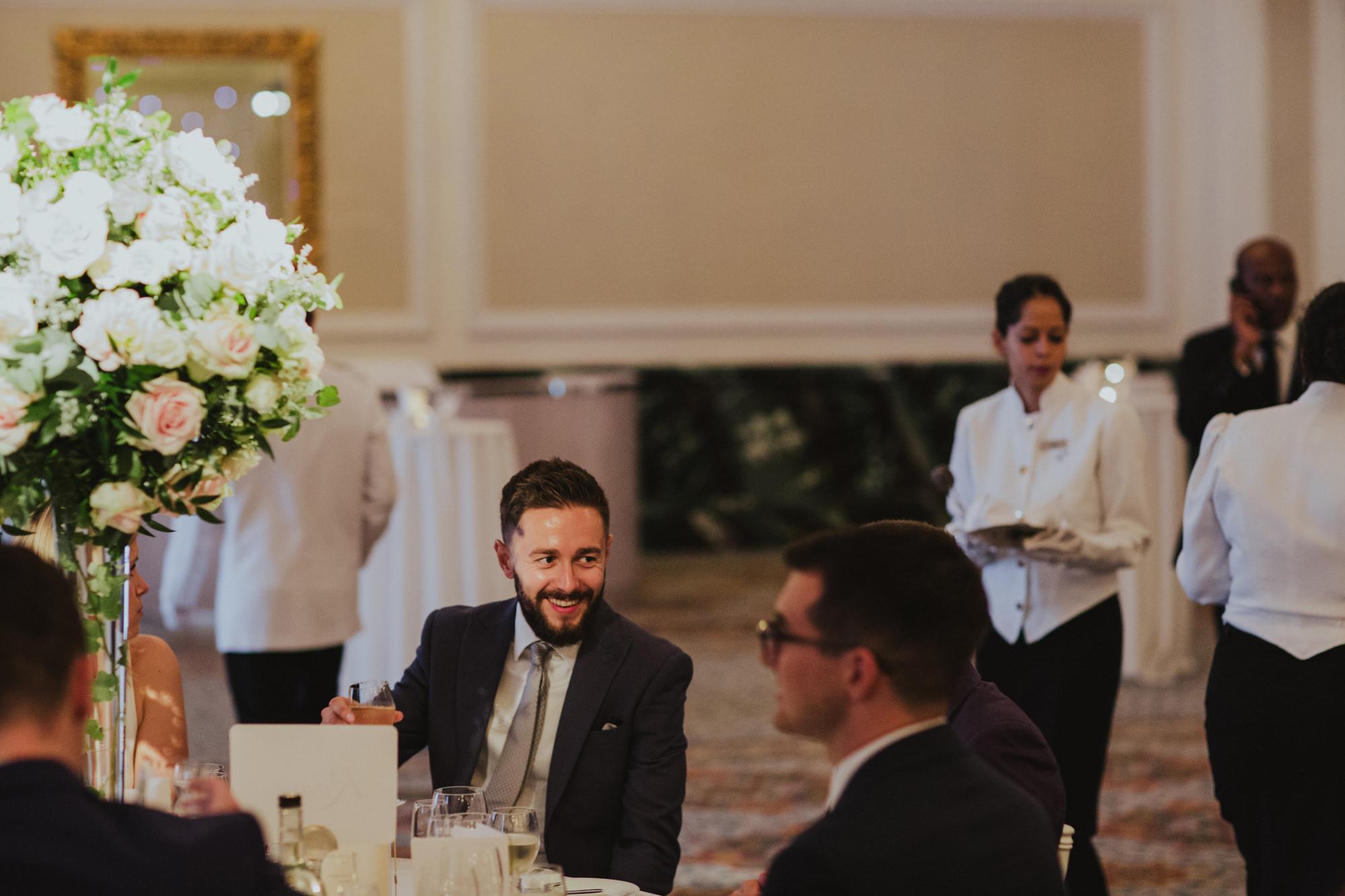 Landmark Hotel Wedding Photos