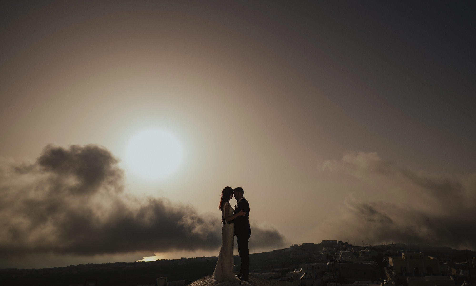 Destination Greek Wedding Photos