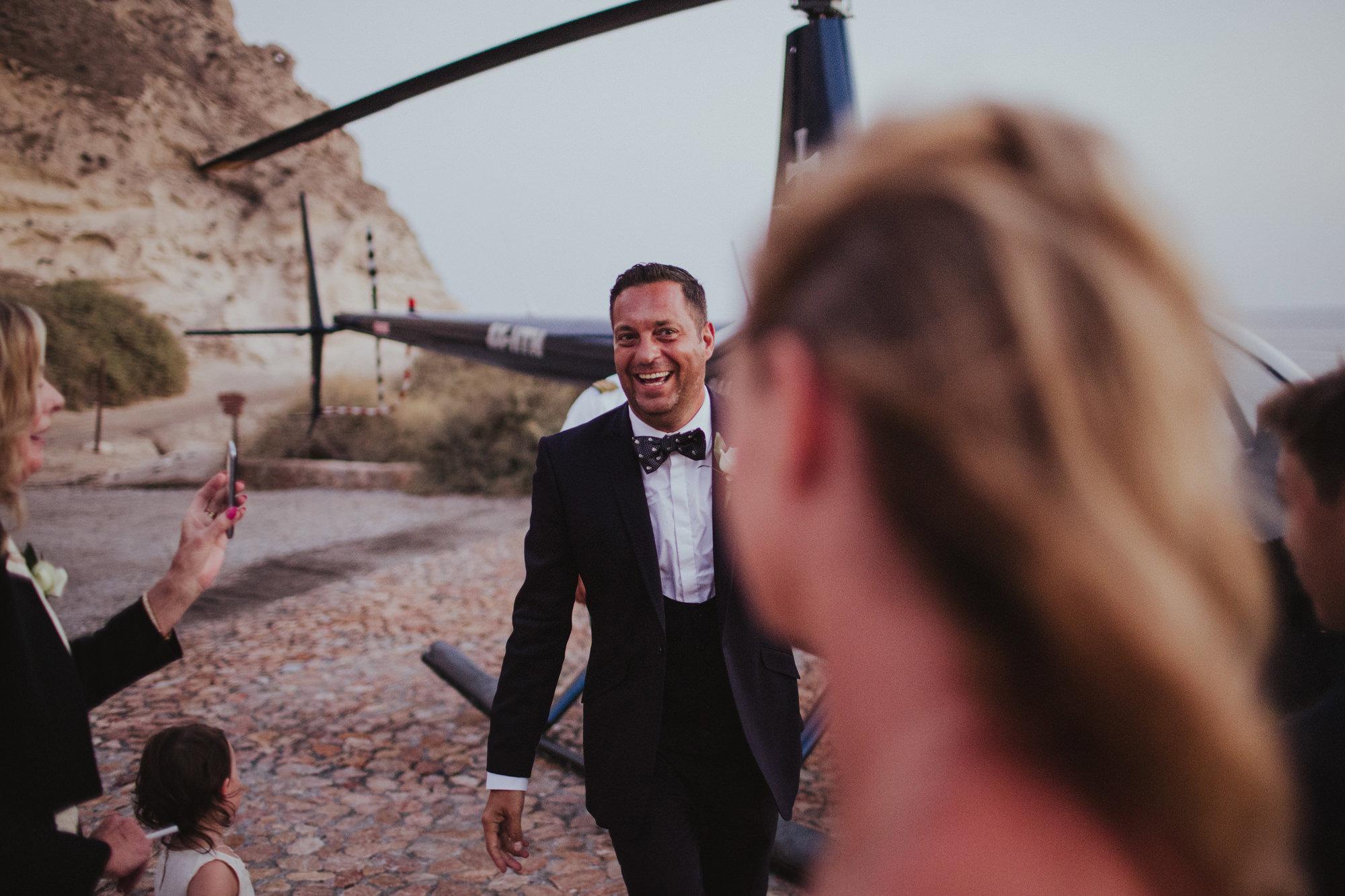 Theros Wave Bar Wedding Photographer