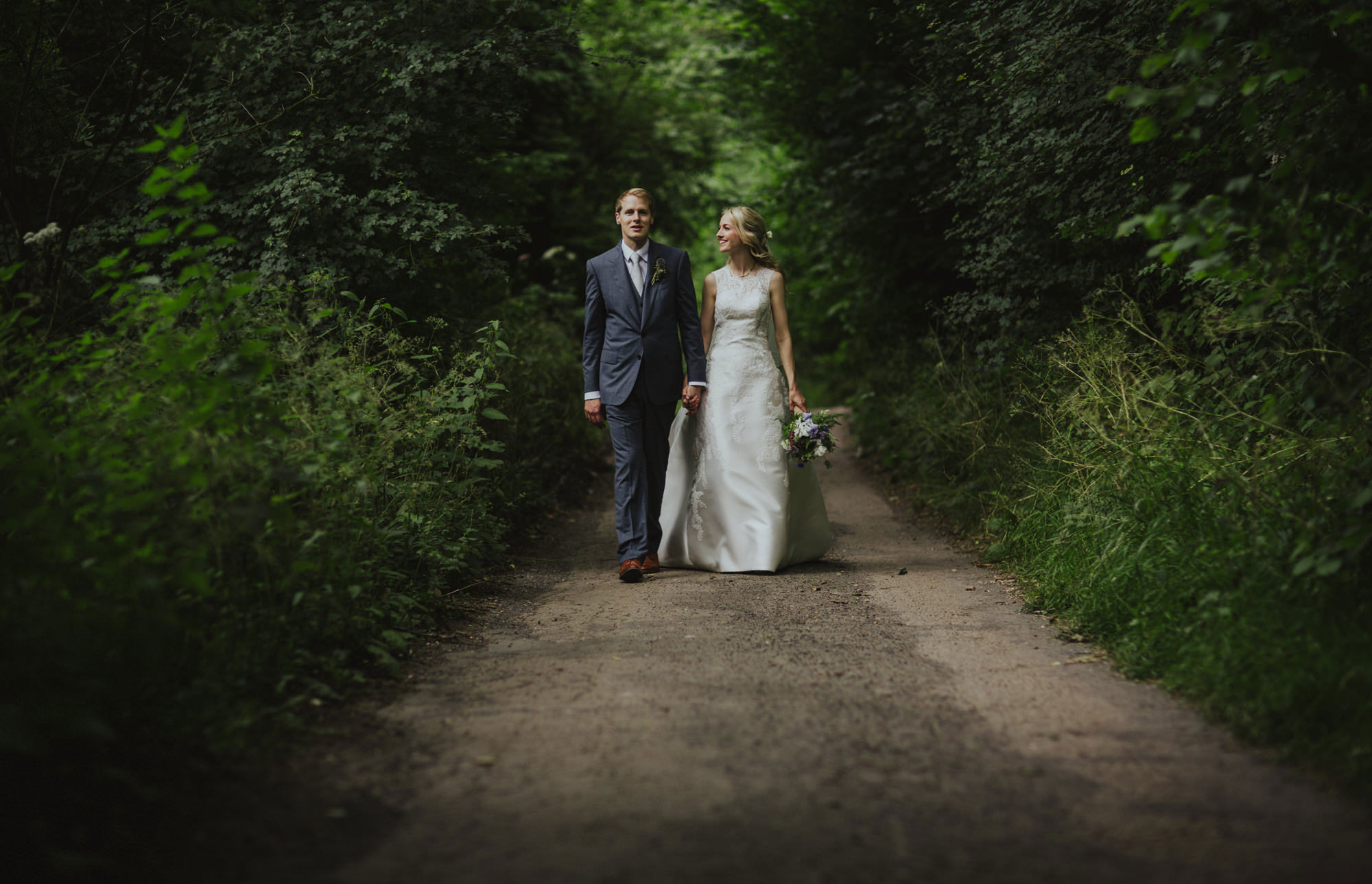 best natural wedding photography
