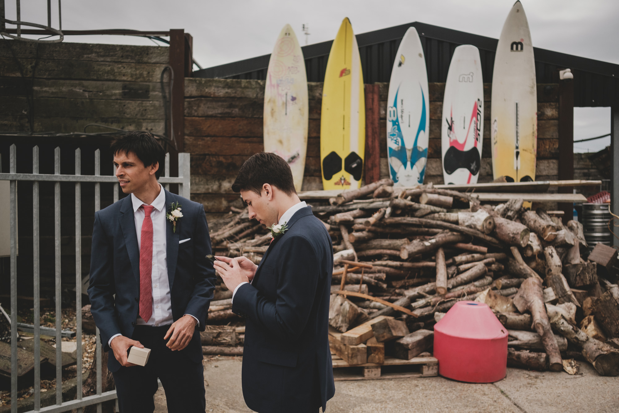 East Quay Wedding Photos