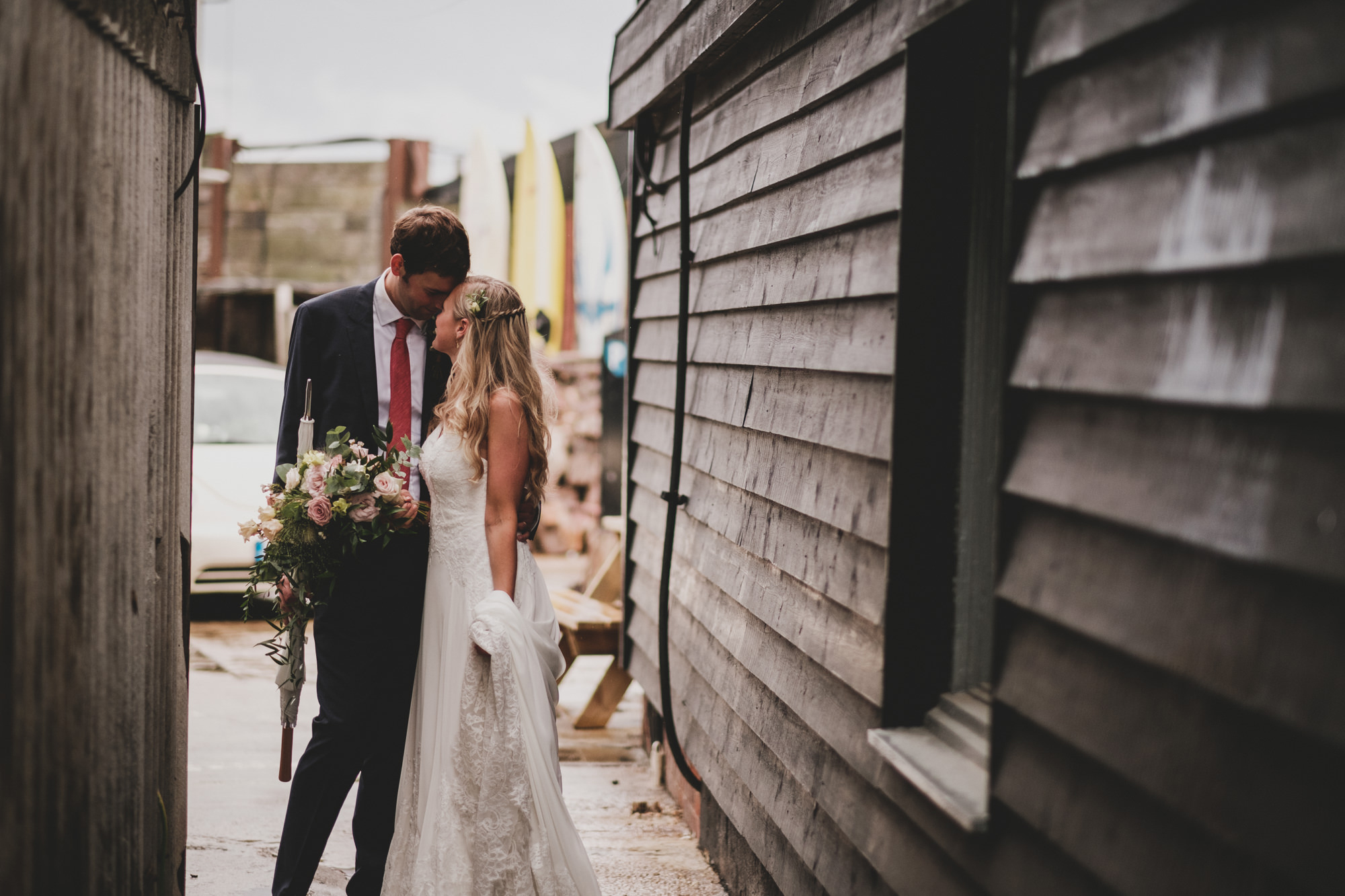 East Quay Wedding Photographer