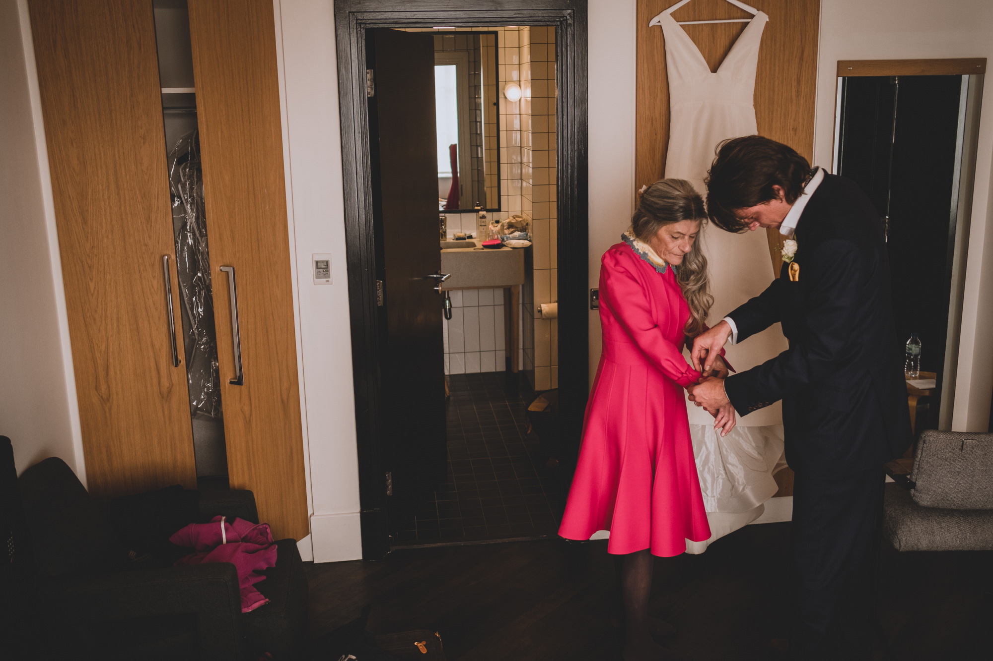 Ace Hotel Wedding Photography