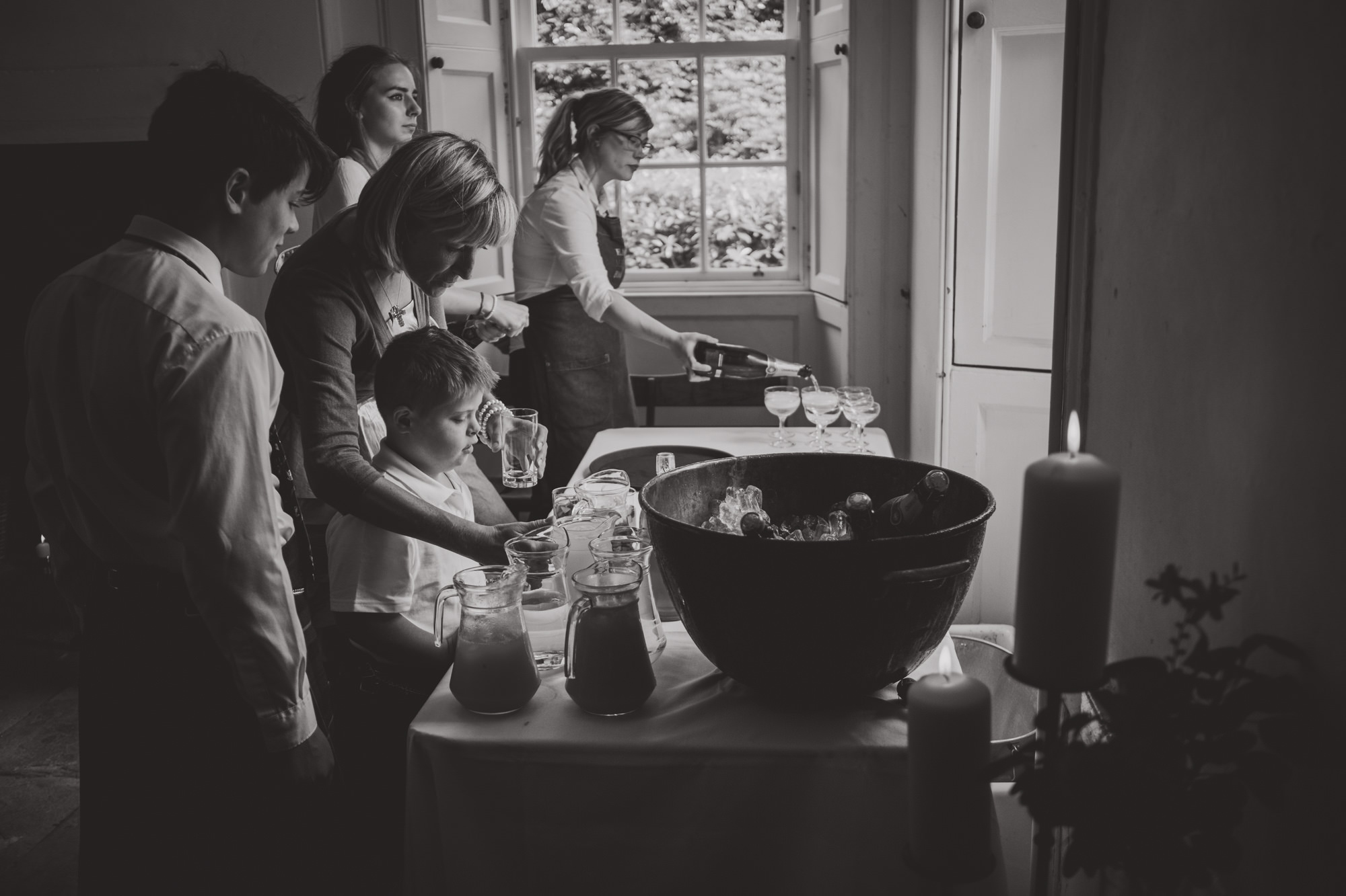 Socttish Documentary Wedding Photography