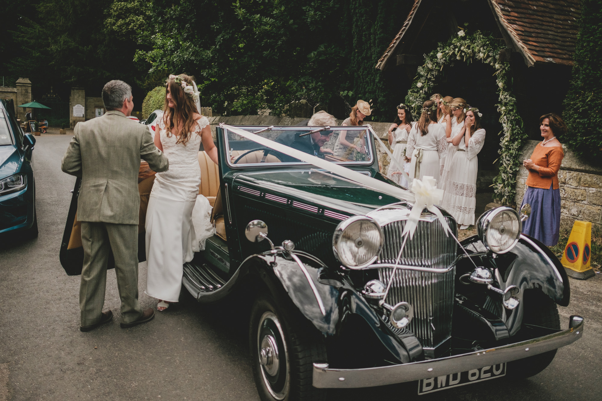 Chiddingstone Wedding Photography