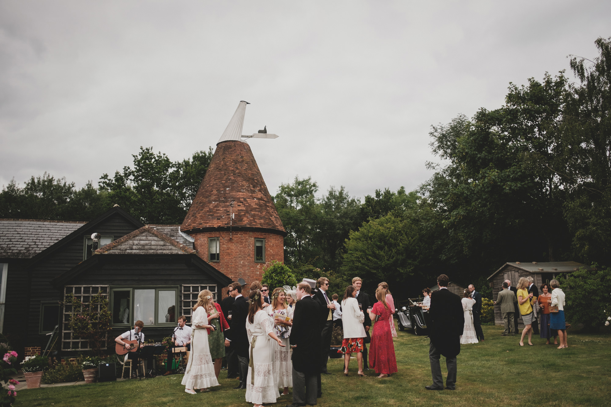 Natural Kent Wedding