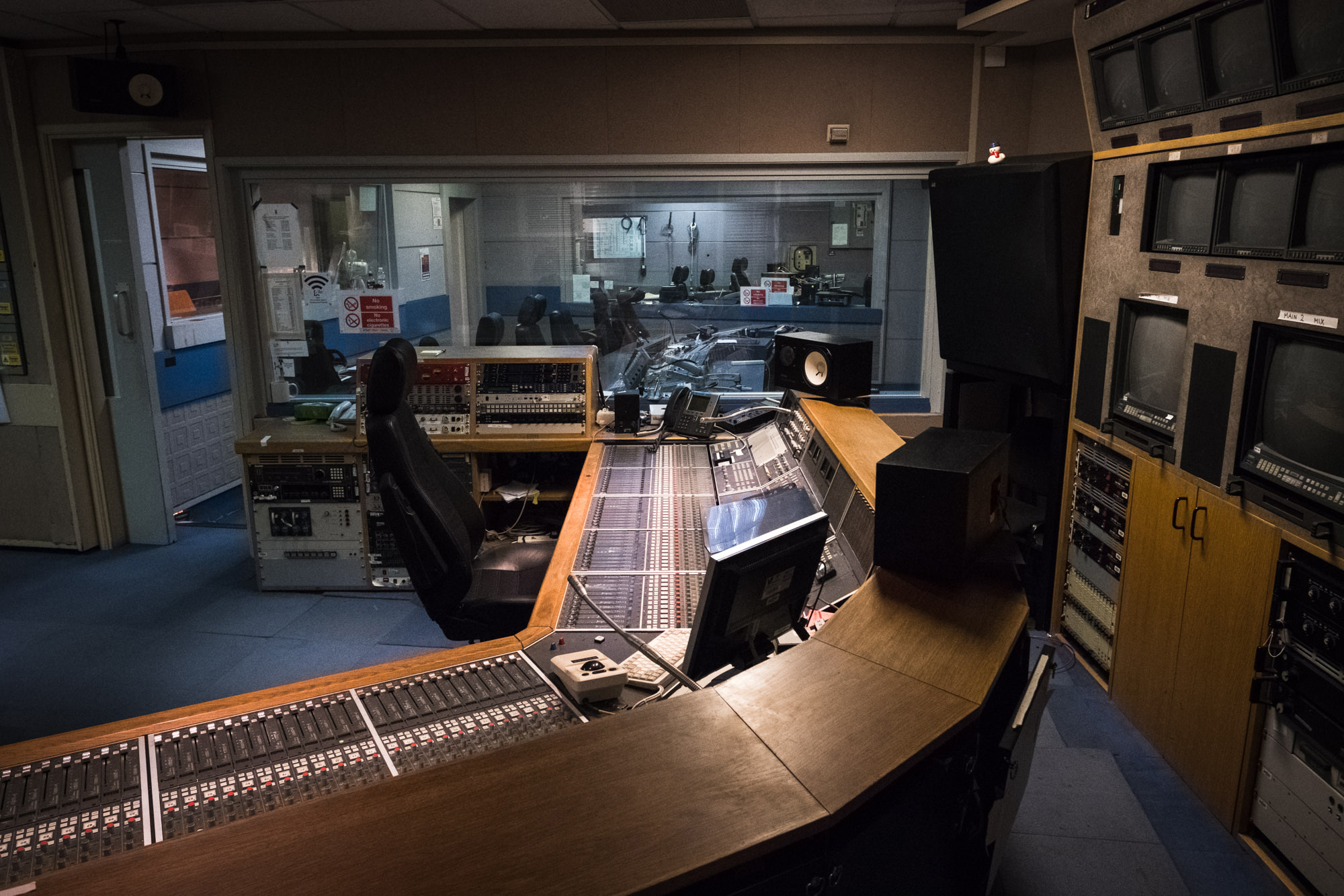 the london studios closing