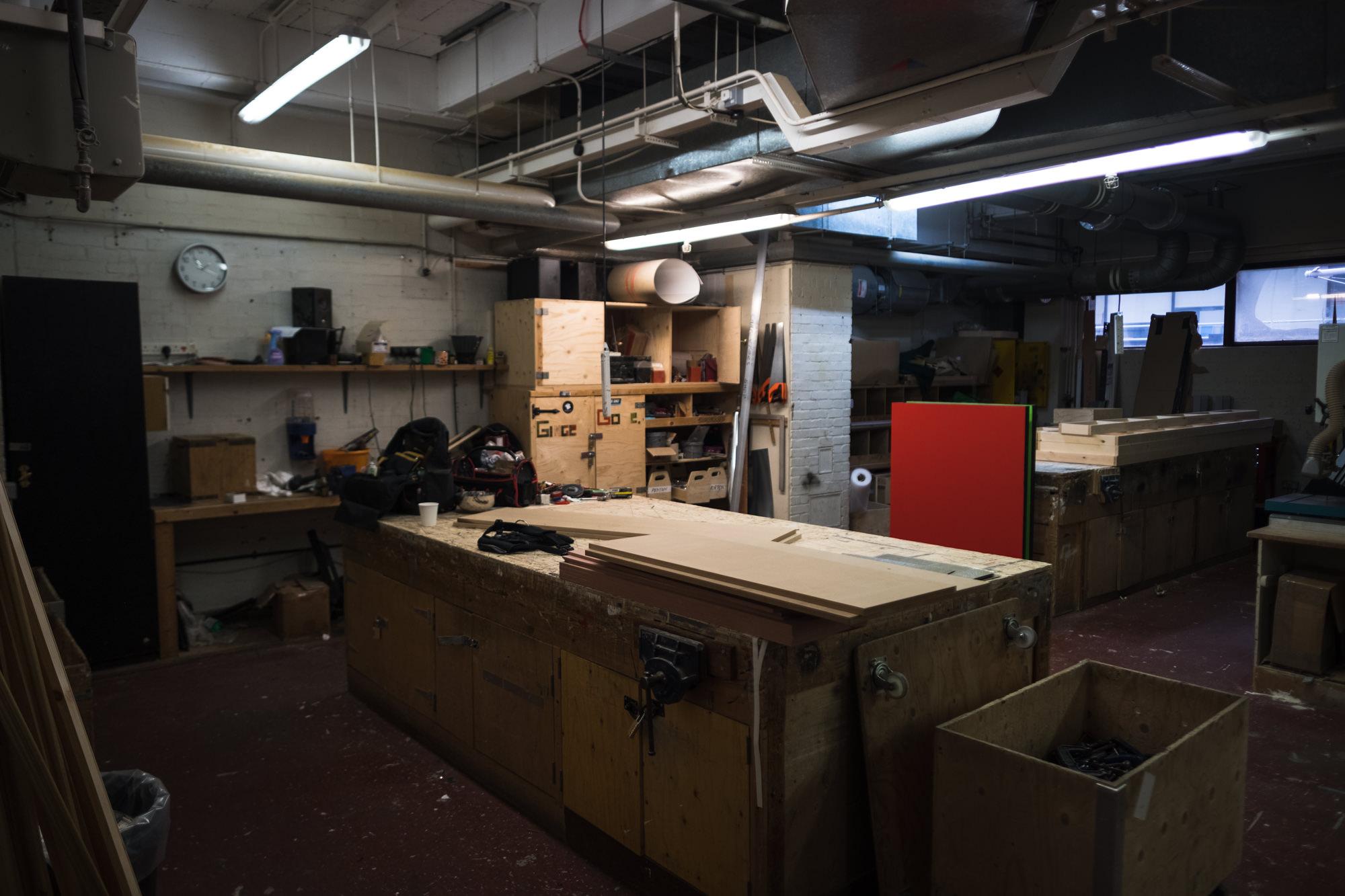 the london studios