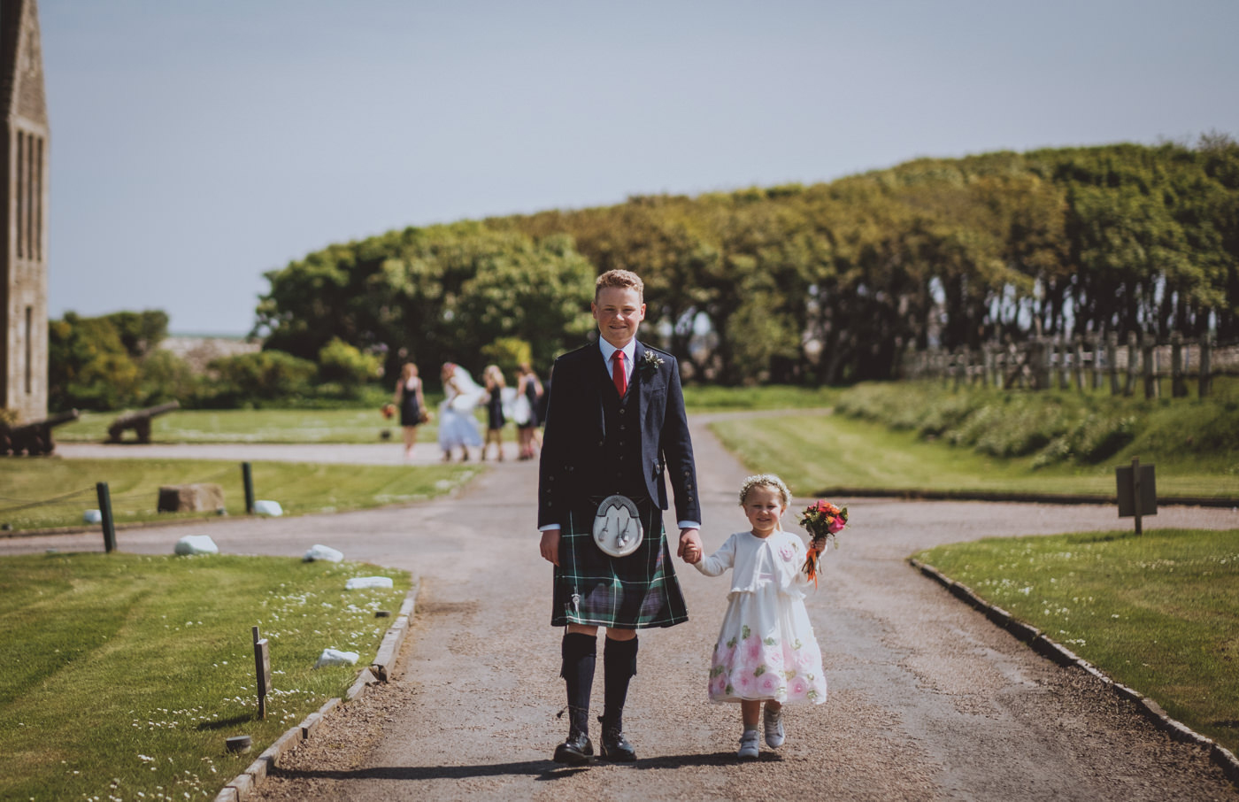 Highlands Wedding Photography