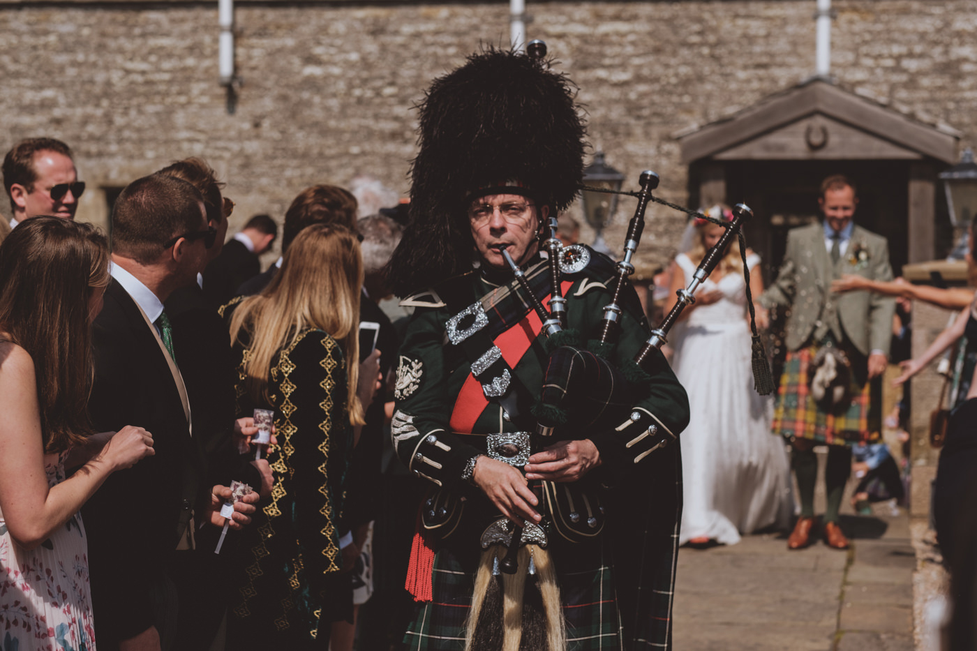 John O Groats Wedding