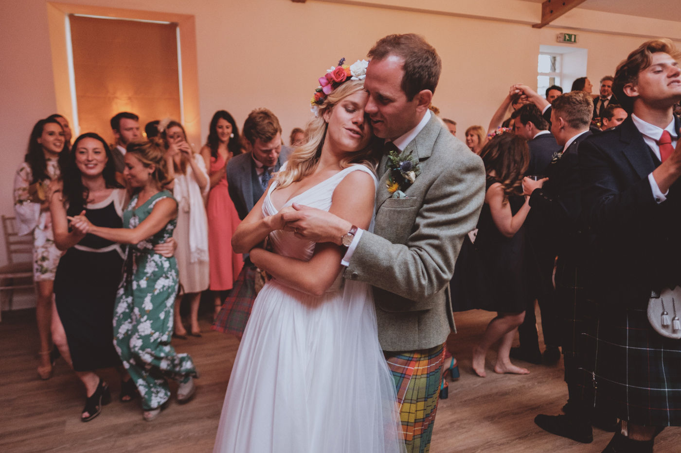 Ackergill Tower Wedding Photographer