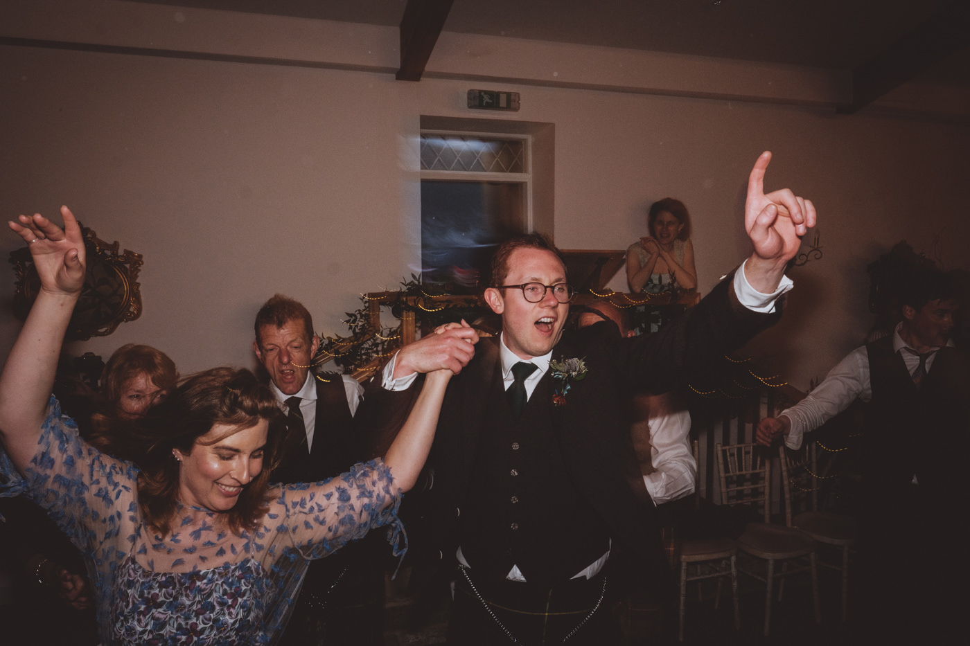 Ackergill Tower Wedding