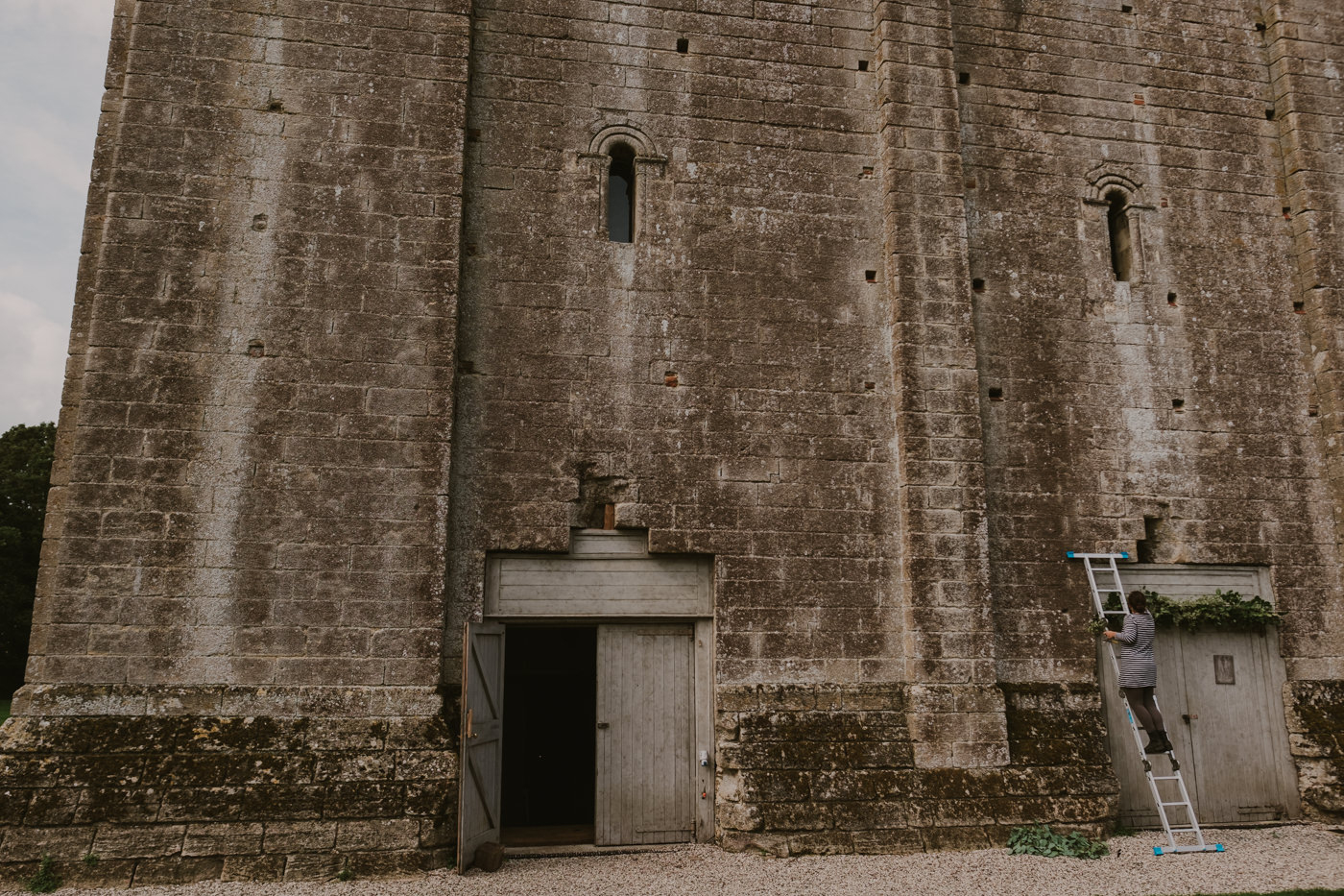Hedingham Castle Wedding