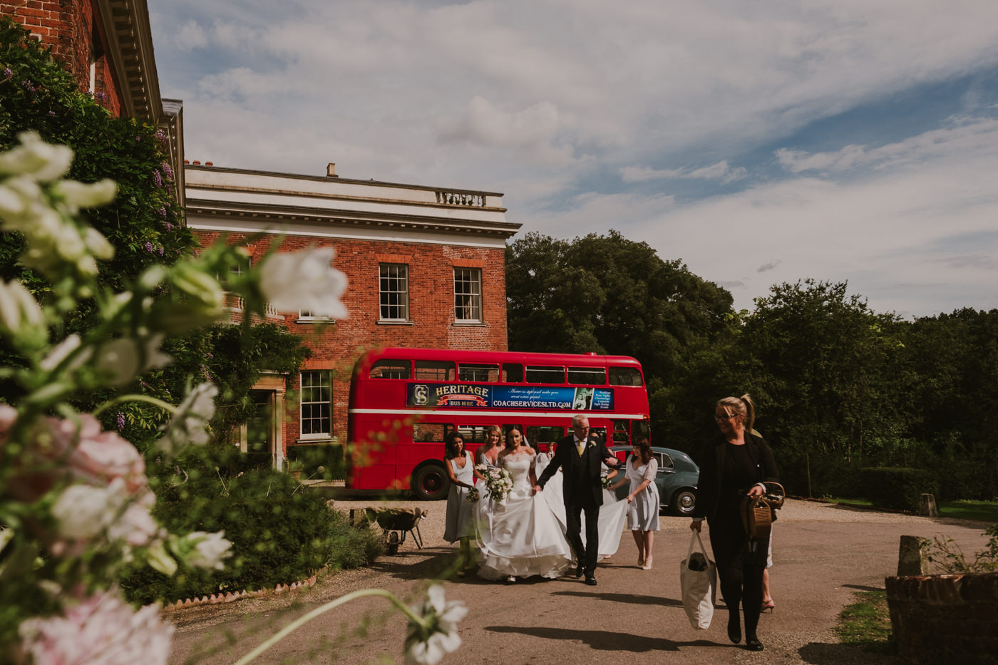 Hedingham Castle Wedding Photos