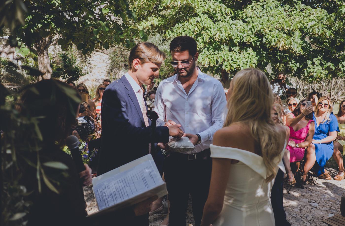 Outdoor Wedding in France