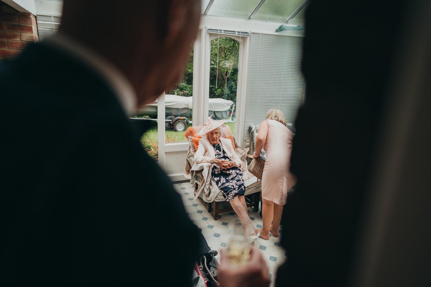 West Sussex Wedding